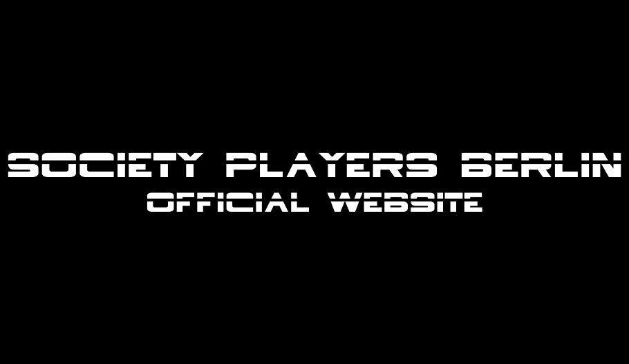 Official Website - SOCIETY PLAYERS BERLIN - www.societyplayers.de - www.andreasnitschmann.com